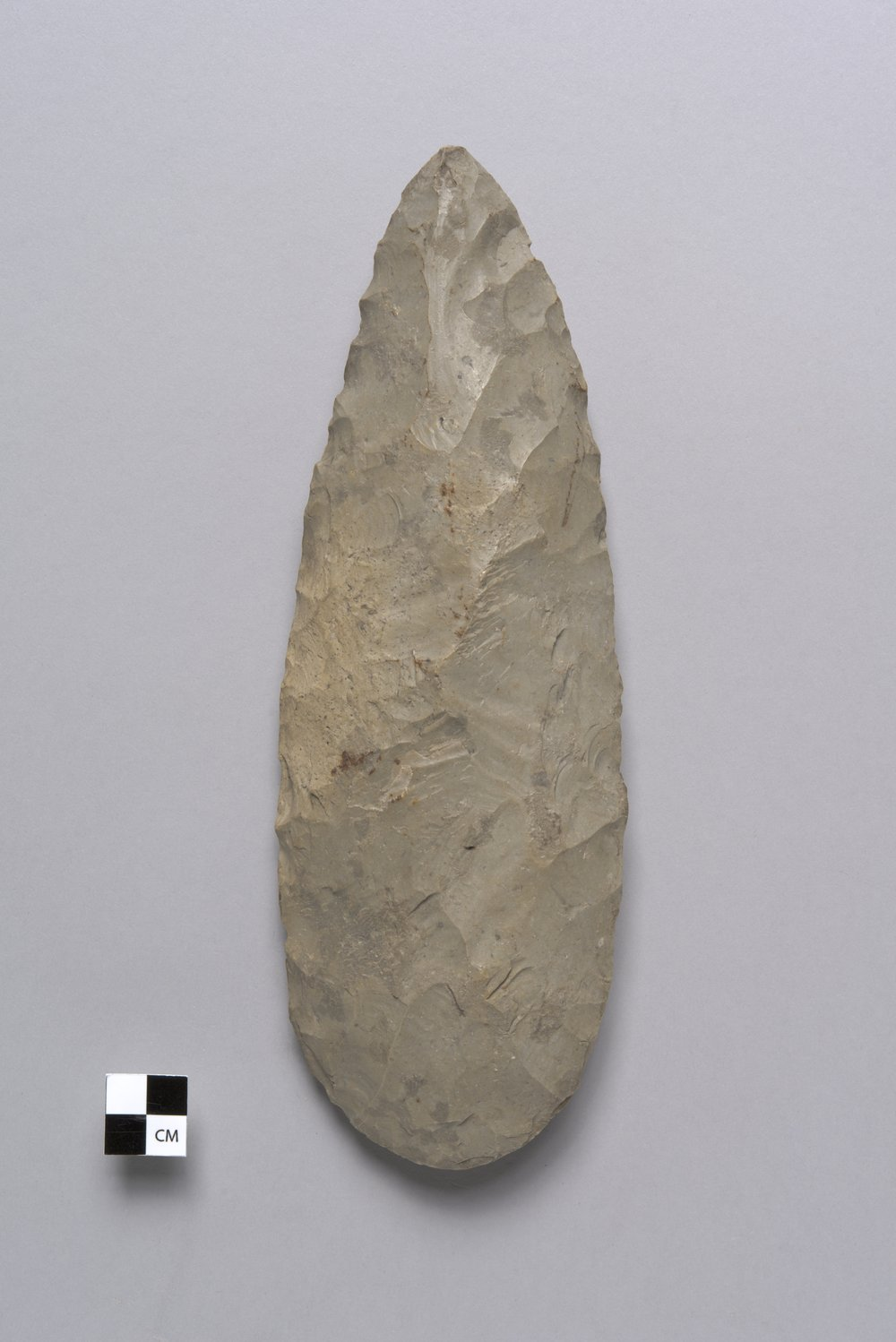Biface from Shawnee County - 3