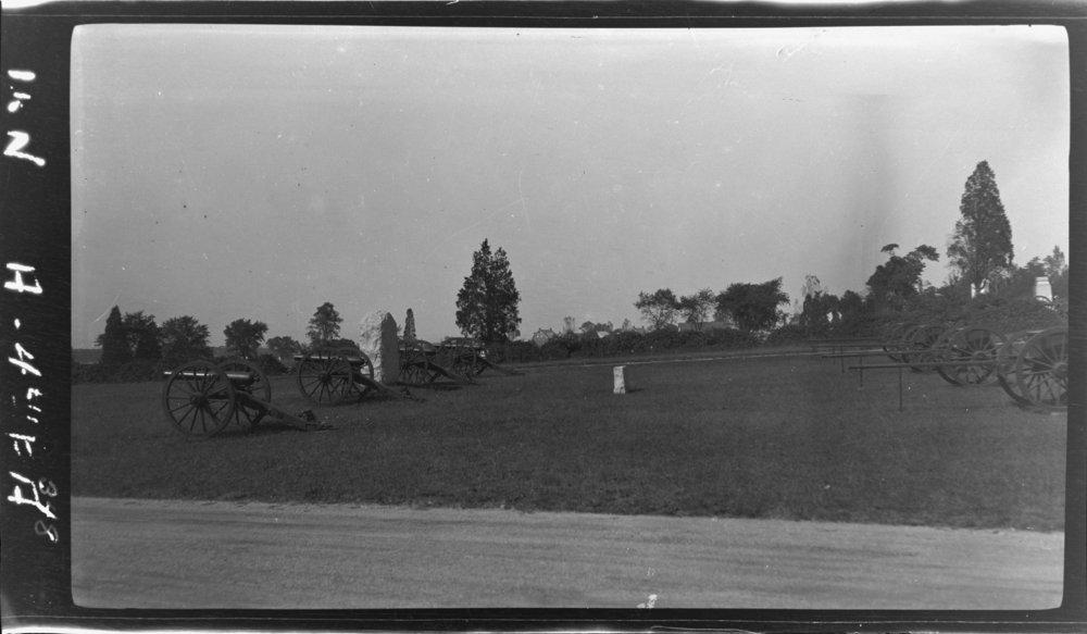 A. 4th F. A. Gettysburg