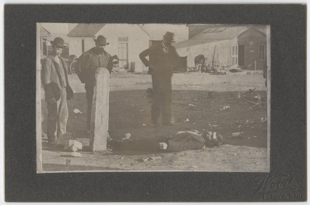 Bank robber, Sylvan Grove, Kansas - 1
