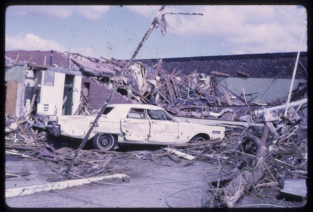1966 Topeka tornado - 1