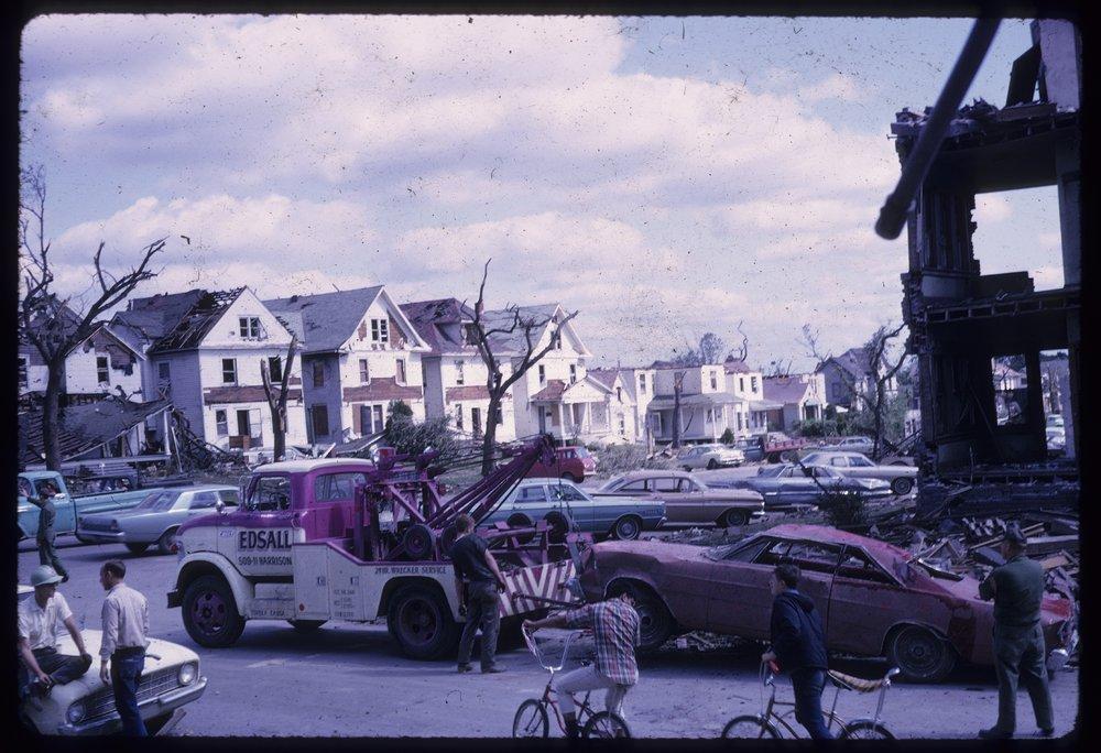 1966 Topeka tornado - 5