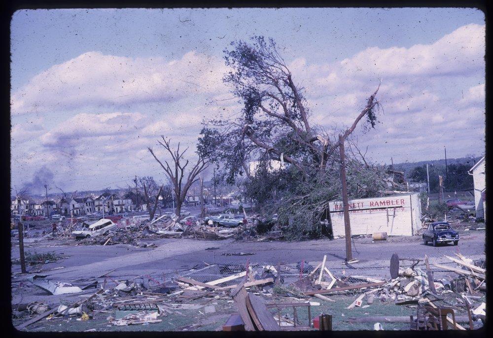 1966 Topeka tornado - 10