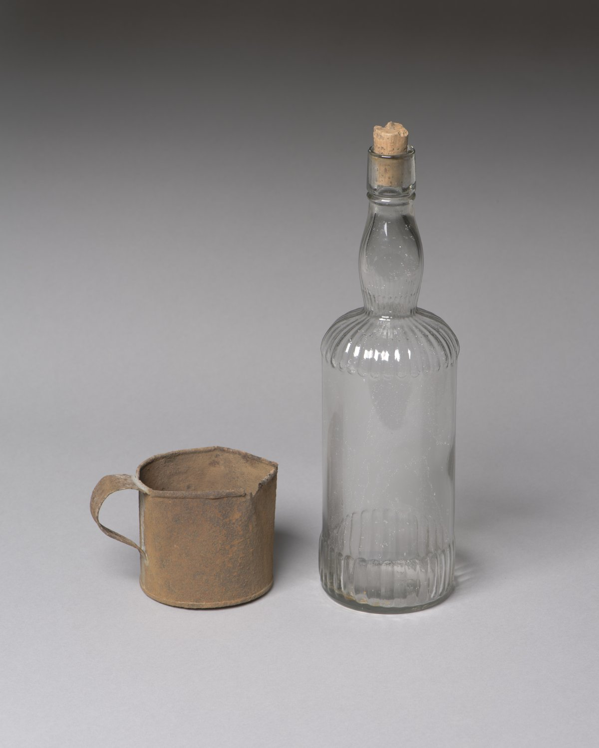 Cup and Bottle from the Last Chance Store, 14MO367 - 0