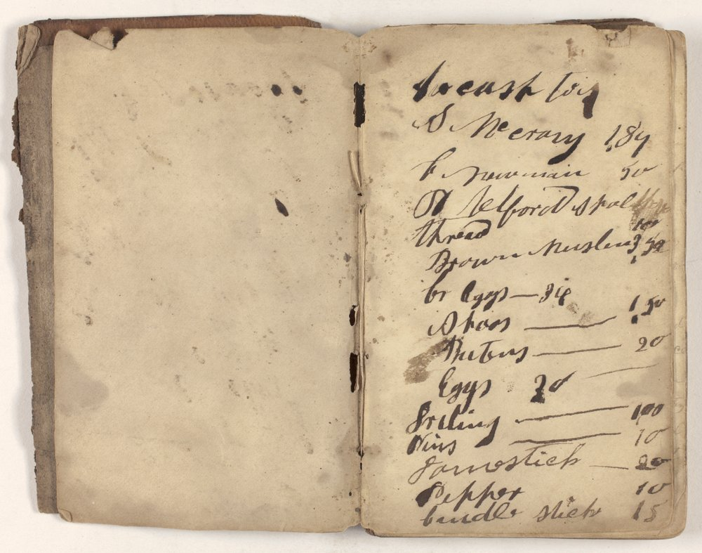 James McBride Gaston collection - Blank page-1