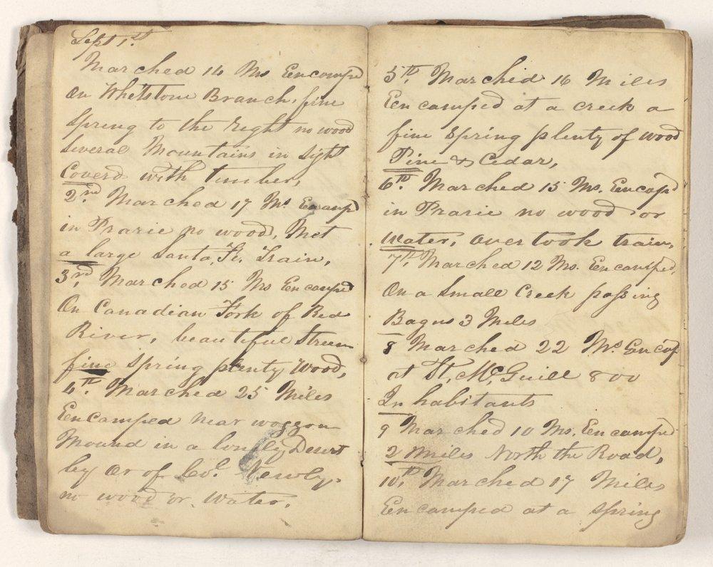 James McBride Gaston collection - 20-21