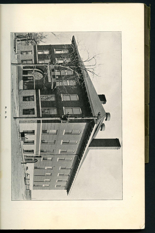 Mount Marty yearbook, 1910, Rosedale, Kansas - 3