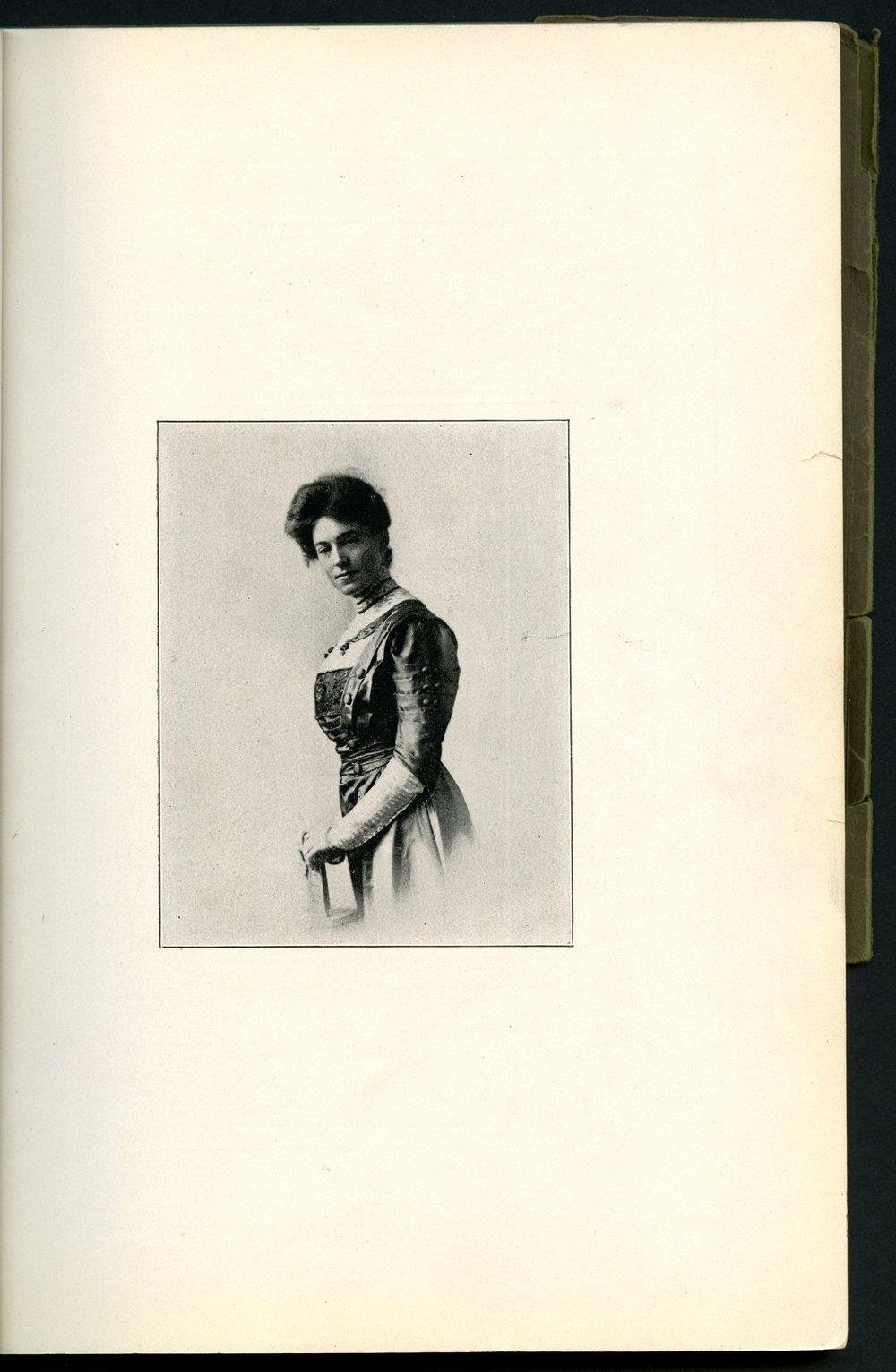 Mount Marty yearbook, 1910, Rosedale, Kansas - 5