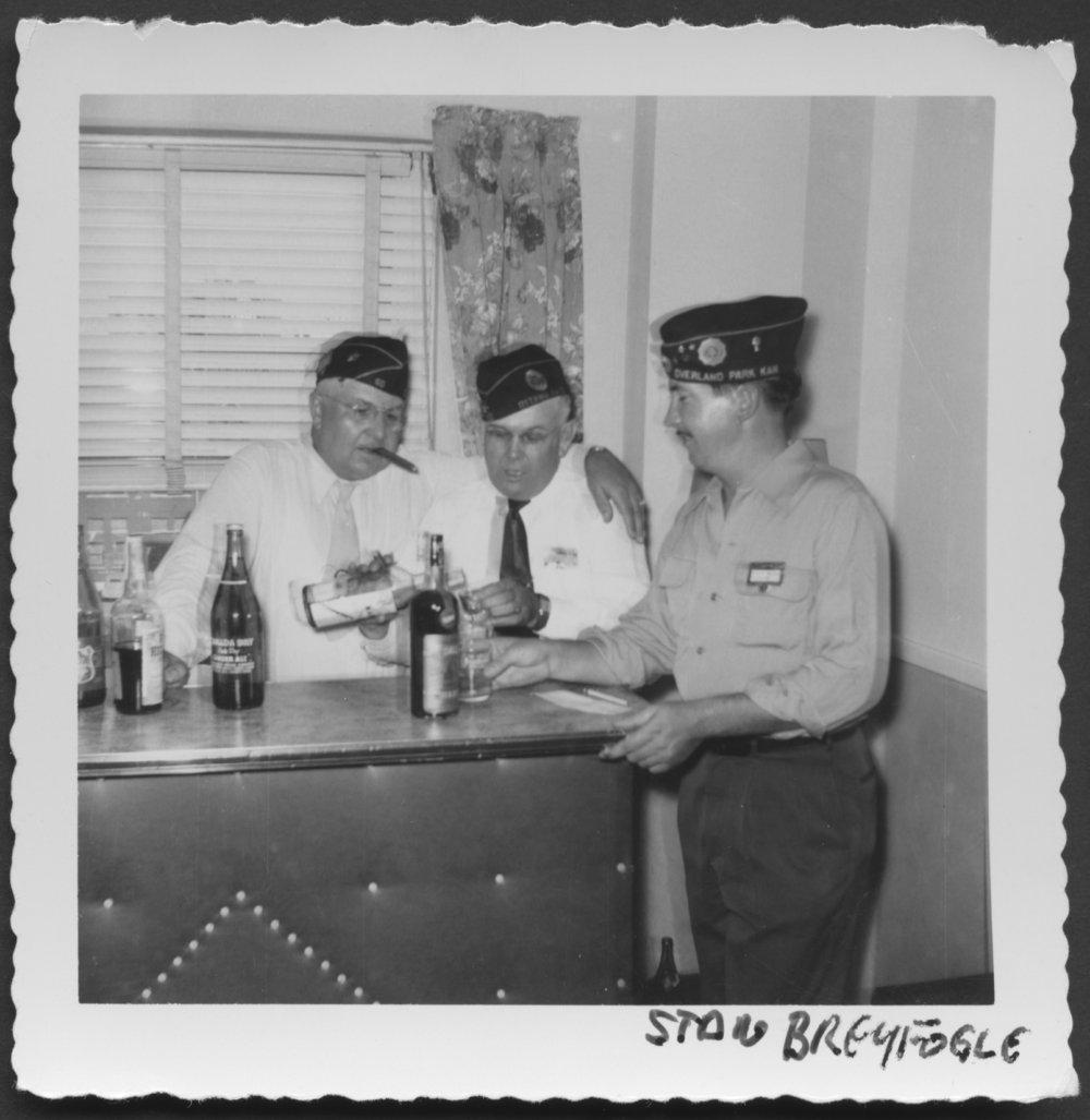 American Legion Rosedale Post 346 photo album - Front