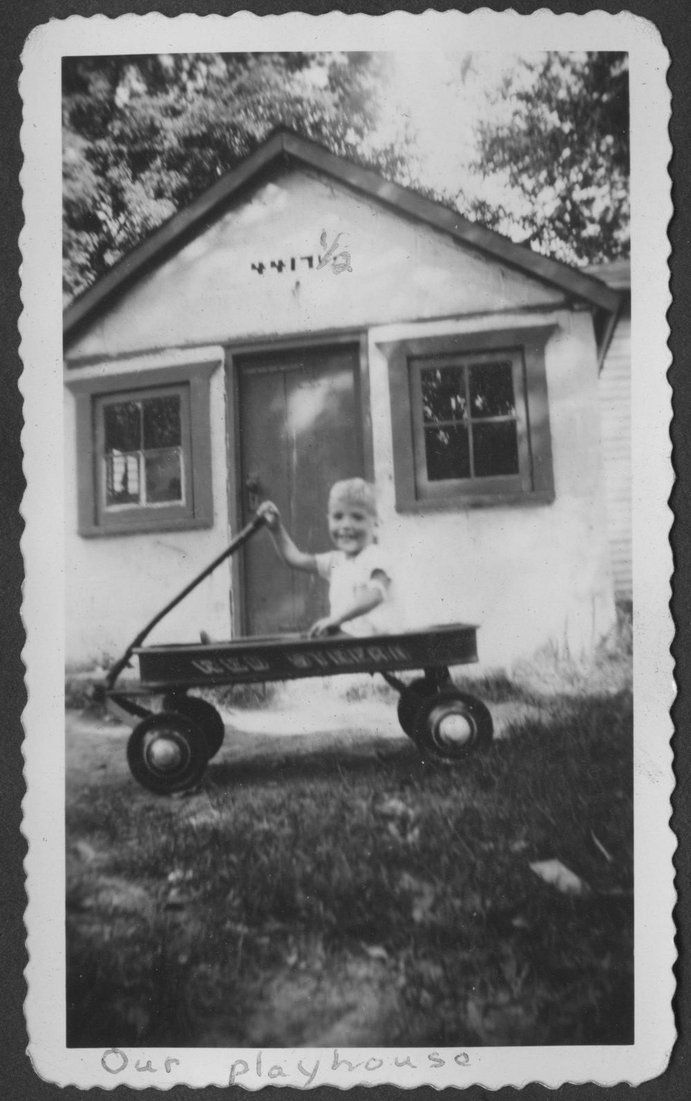Anita Straub photo album