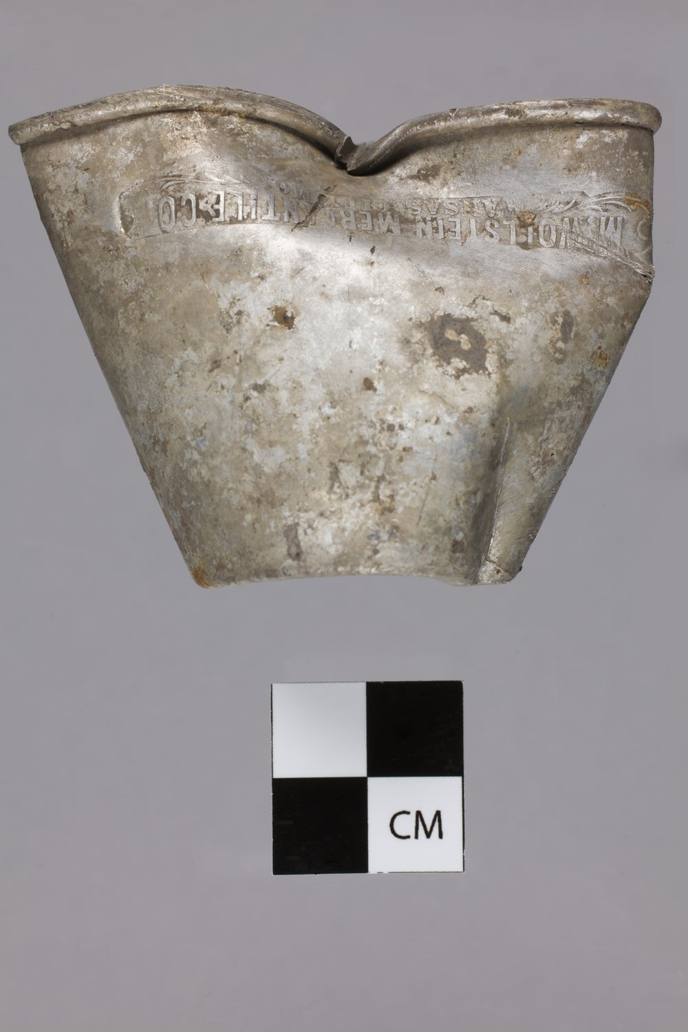 Shot Glass from the Kaw Mission, 14MO368 - 1