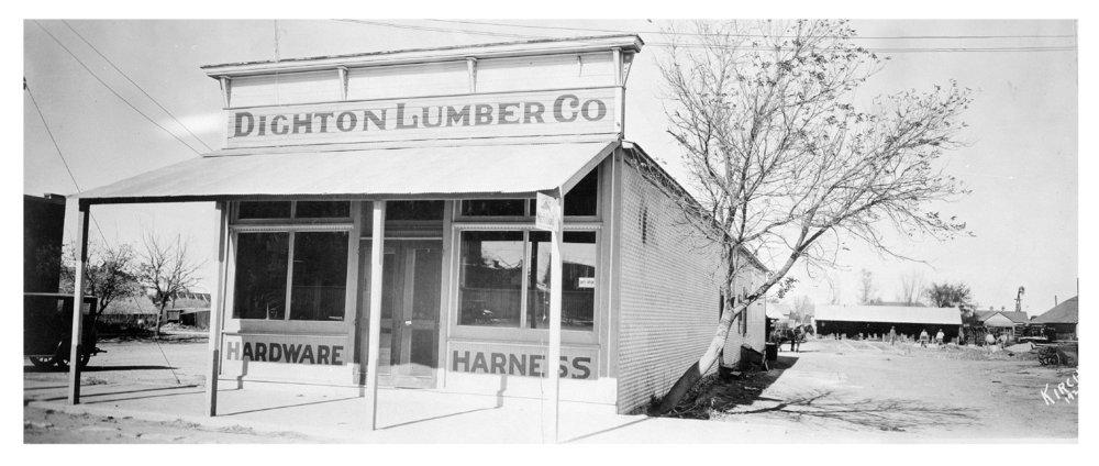 Dighton Lumber Company, Dighton, Lane County, Kansas
