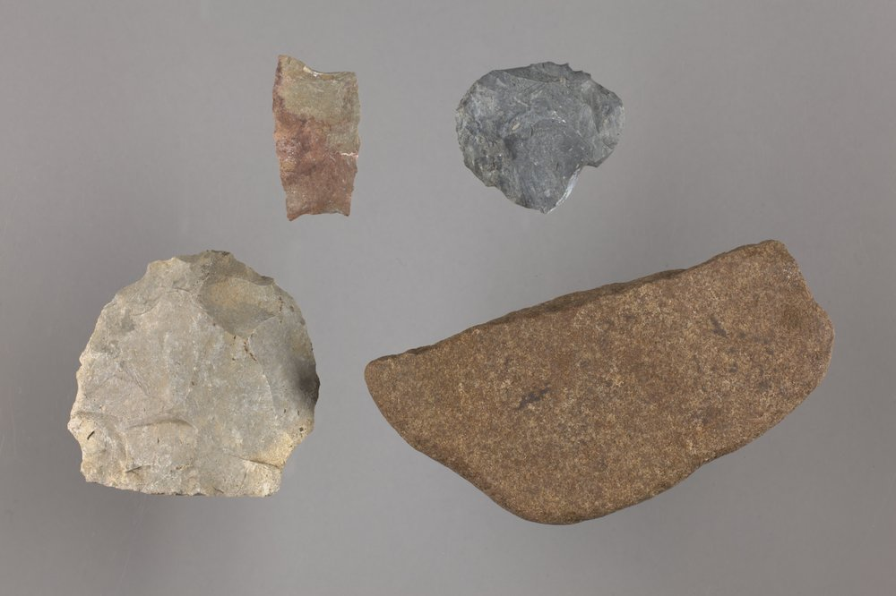 Artifact Collection from 14RY1627 - 1
