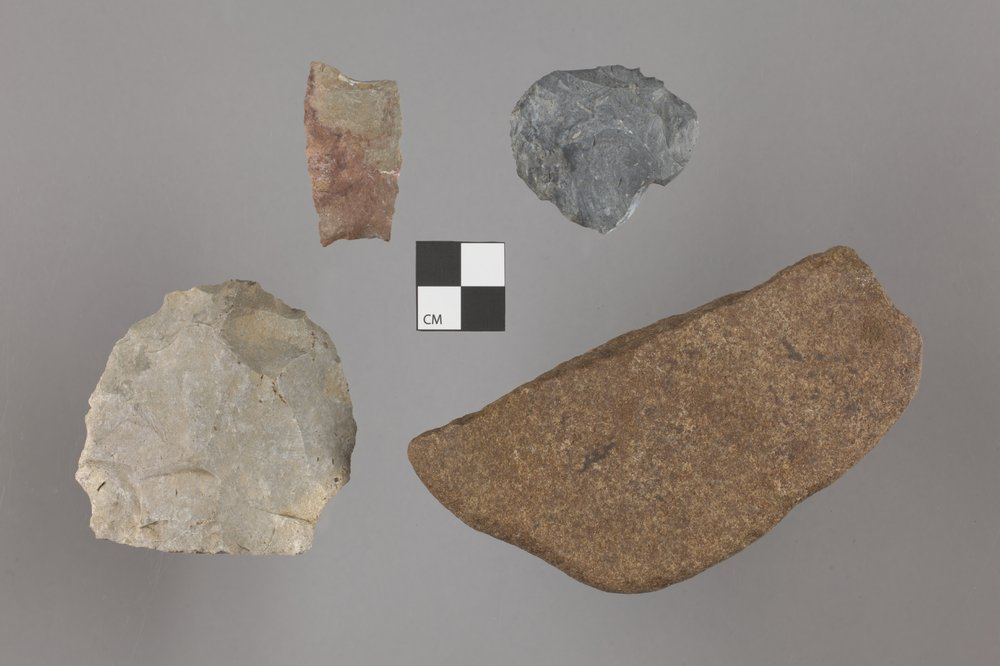 Artifact Collection from 14RY1627 - 2