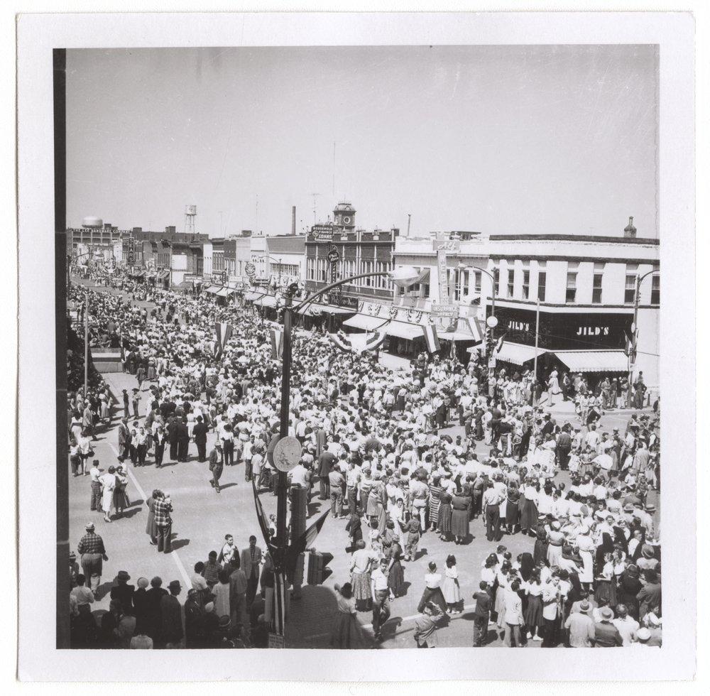 Centennial parade, Salina, Kansas - 3
