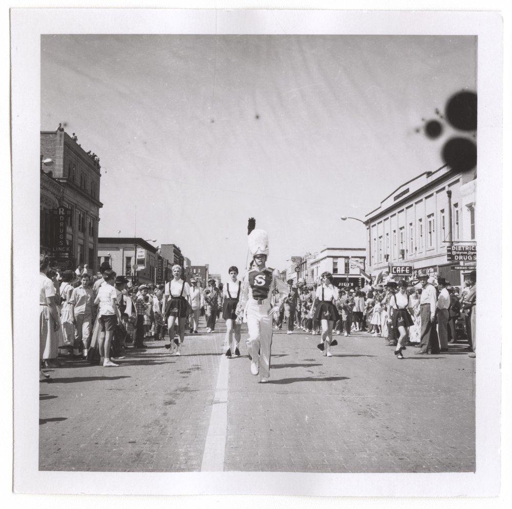 Centennial parade, Salina, Kansas - 9