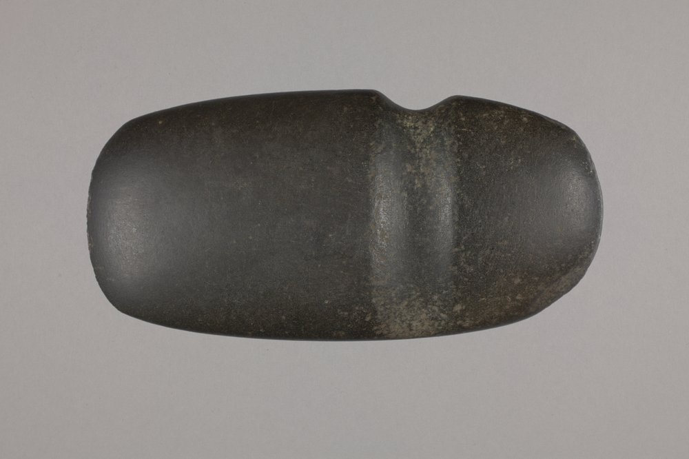 3/4 Grooved Axe from Geary County - 1