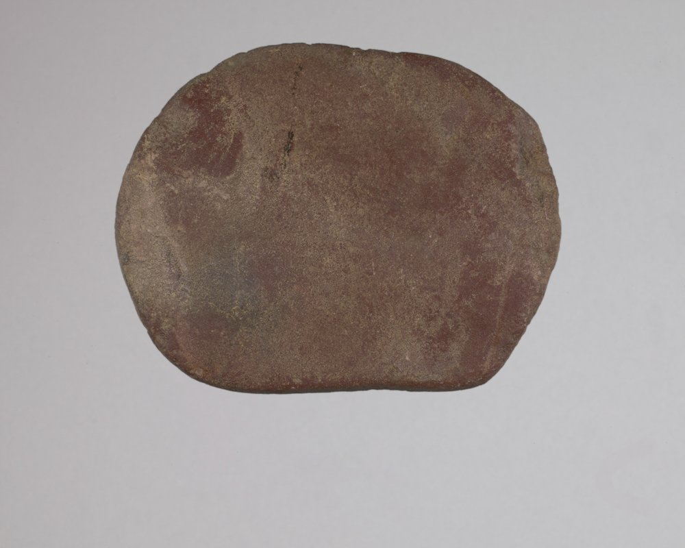 Mano and Nutting Stone from the Curry Site, 14GR301 - 3
