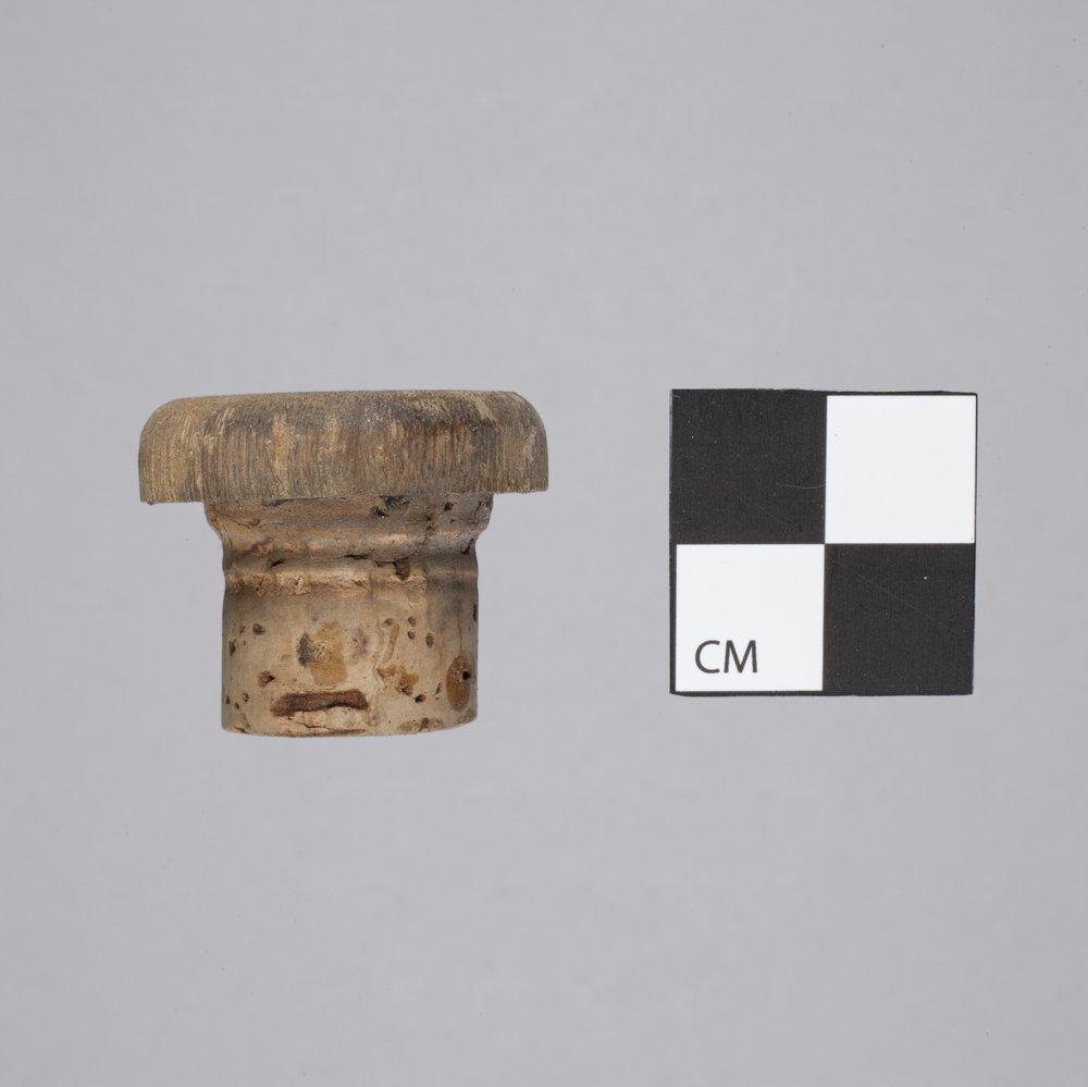 Liquor Bottle from Shawnee Indian Mission, 14JO362 - 5