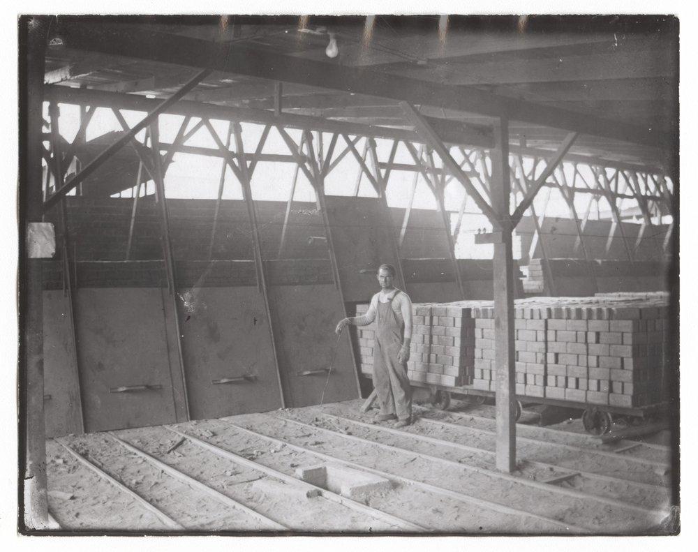 Brick plant, Buffalo, Wilson County, Kansas - 3
