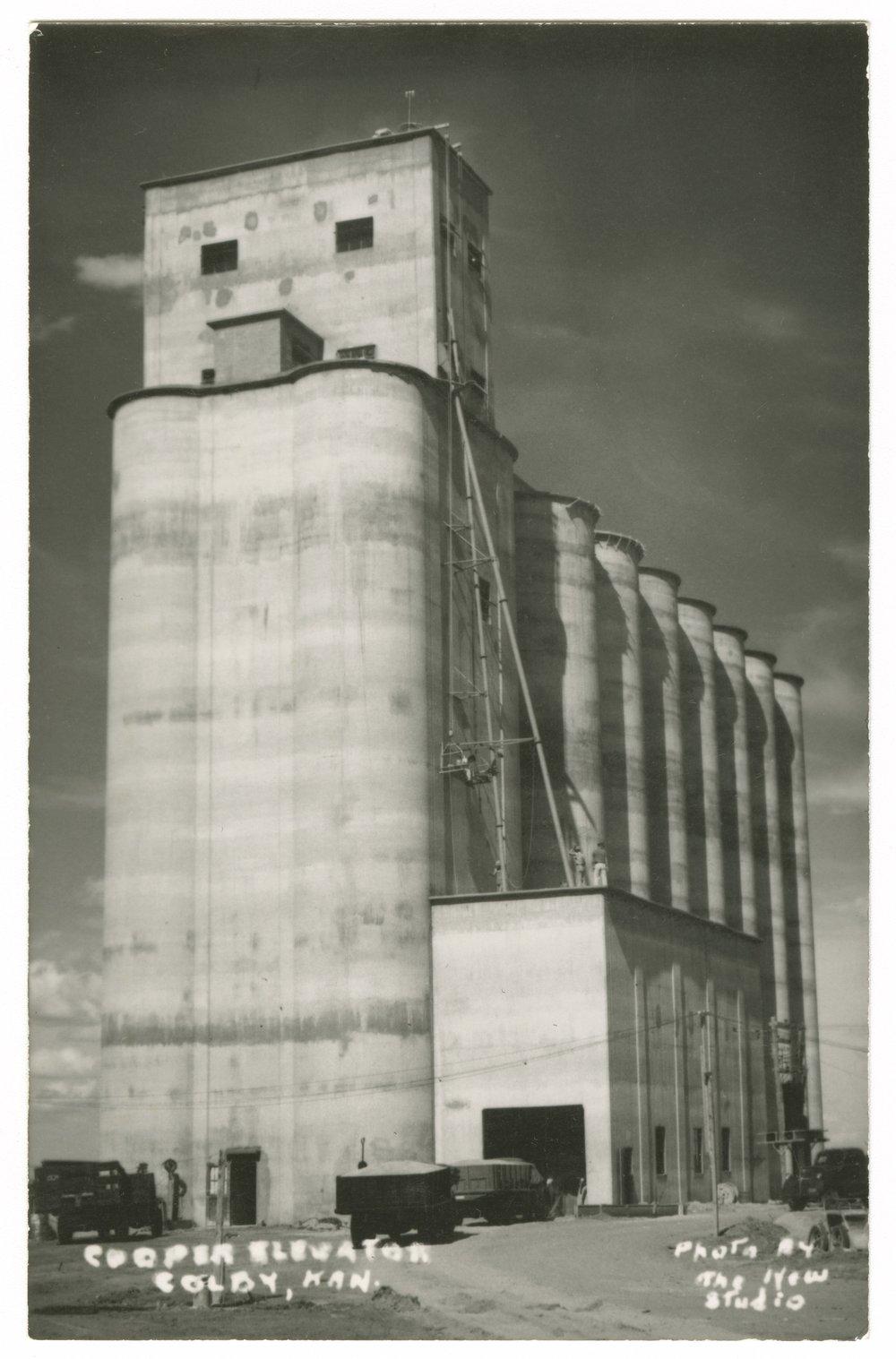 Cooper Elevator, Colby, Thomas County, Kansas - 1