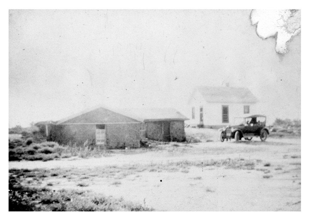 Farmstead in Thomas County, Kansas