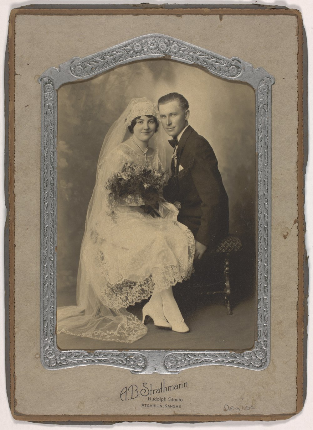 Carl Alfred Brose and Leona H. Schneifer Brose
