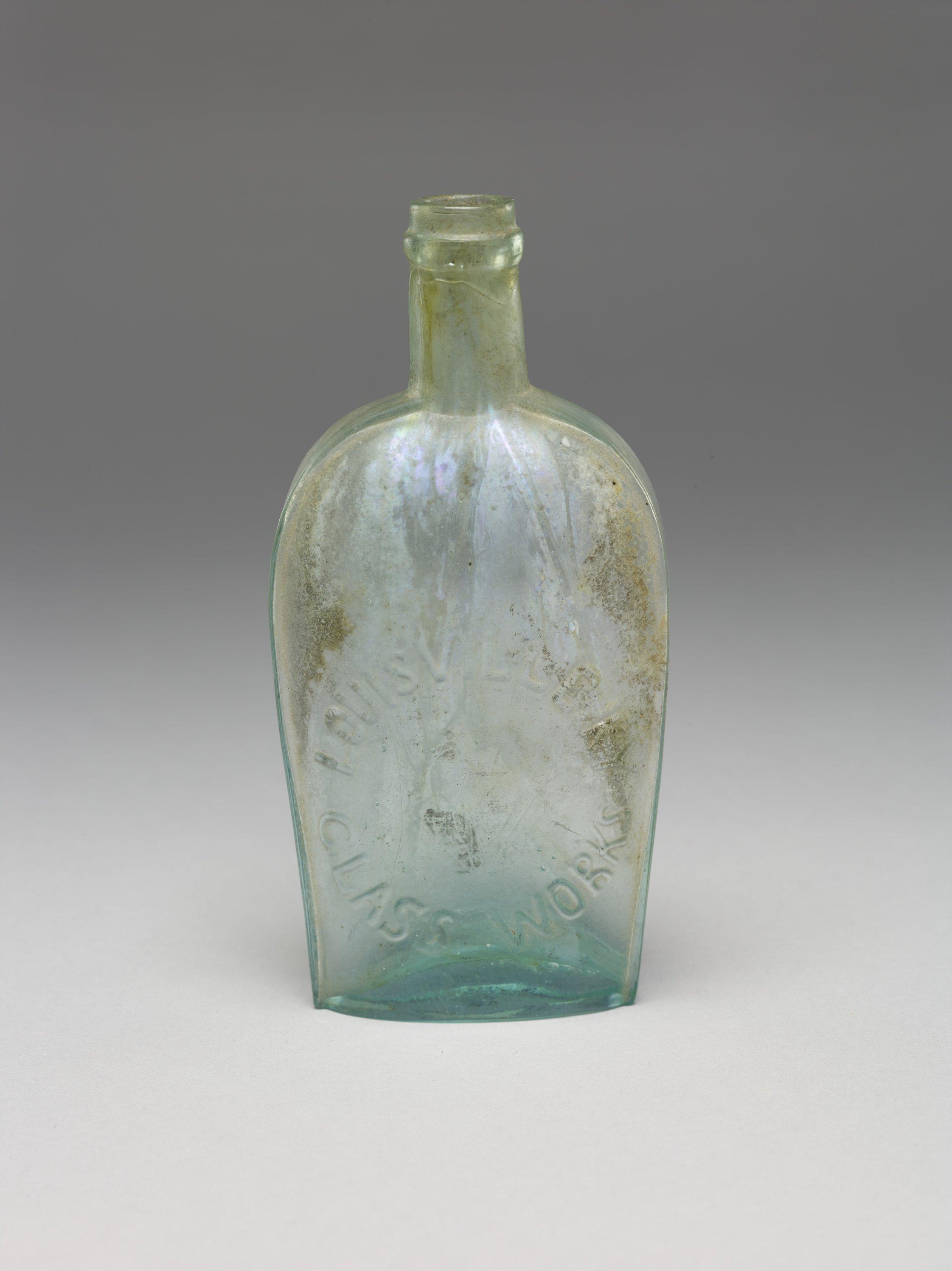 Flask from Fort Scott, 14BO302 - 1