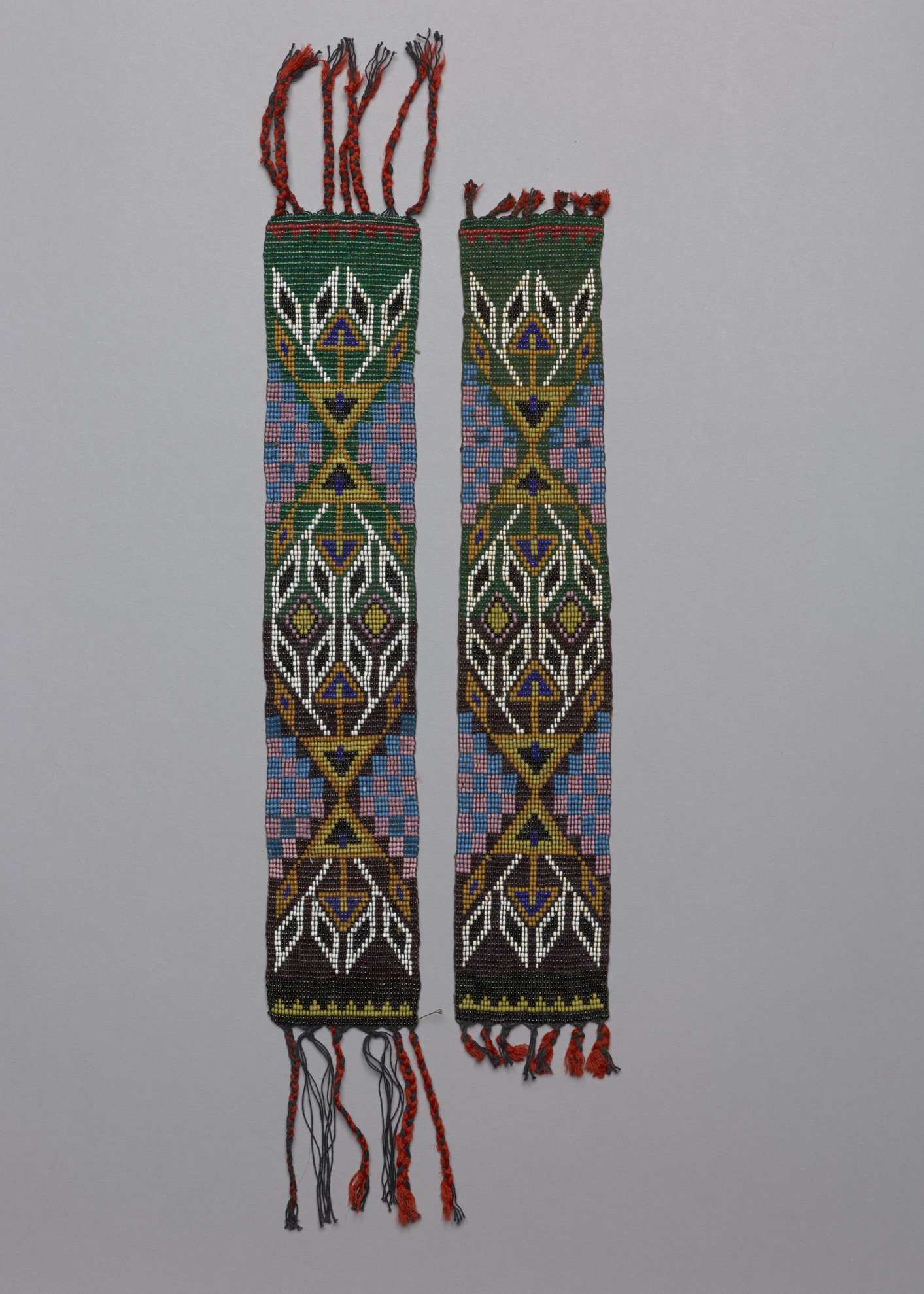 Beadwork from the Lueck Donation - 1