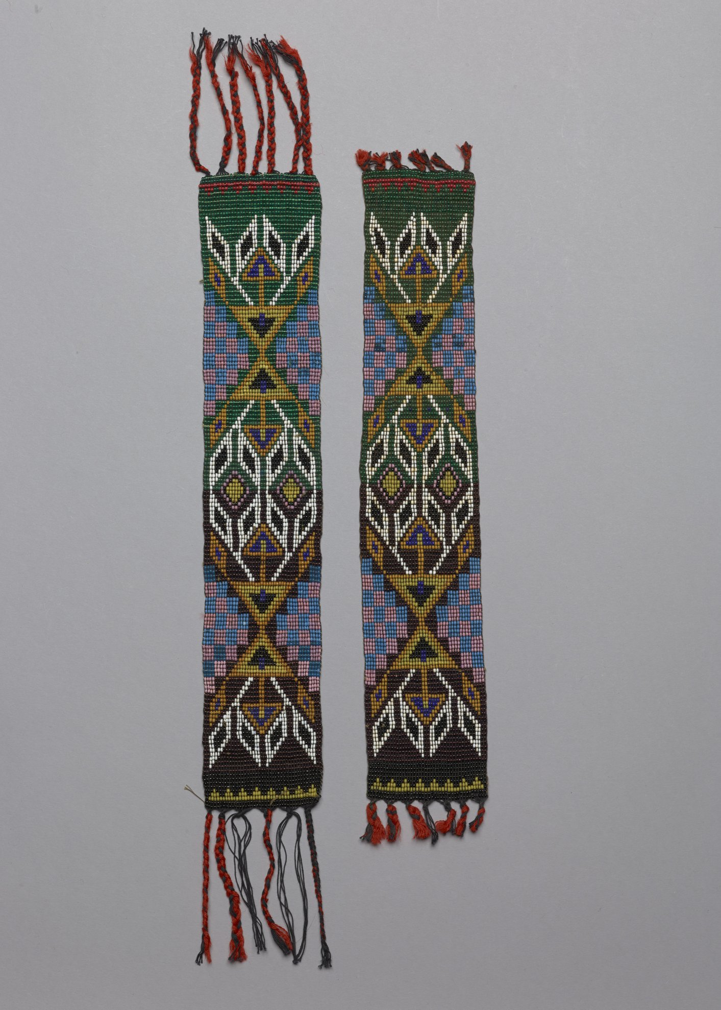 Beadwork from the Lueck Donation - 2