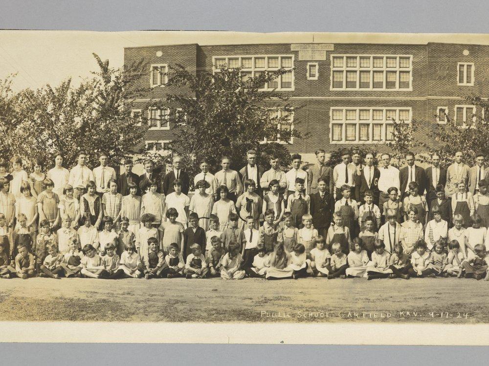 Garfield public school panoramic - 3