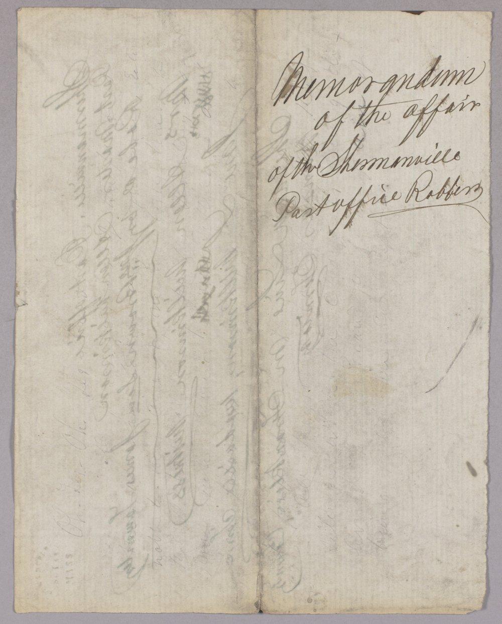 Kansas Territory versus John Brown Sr., Frederick Brown, Oliver Brown, Owen Brown, and Solomon Brown for murder - 2
