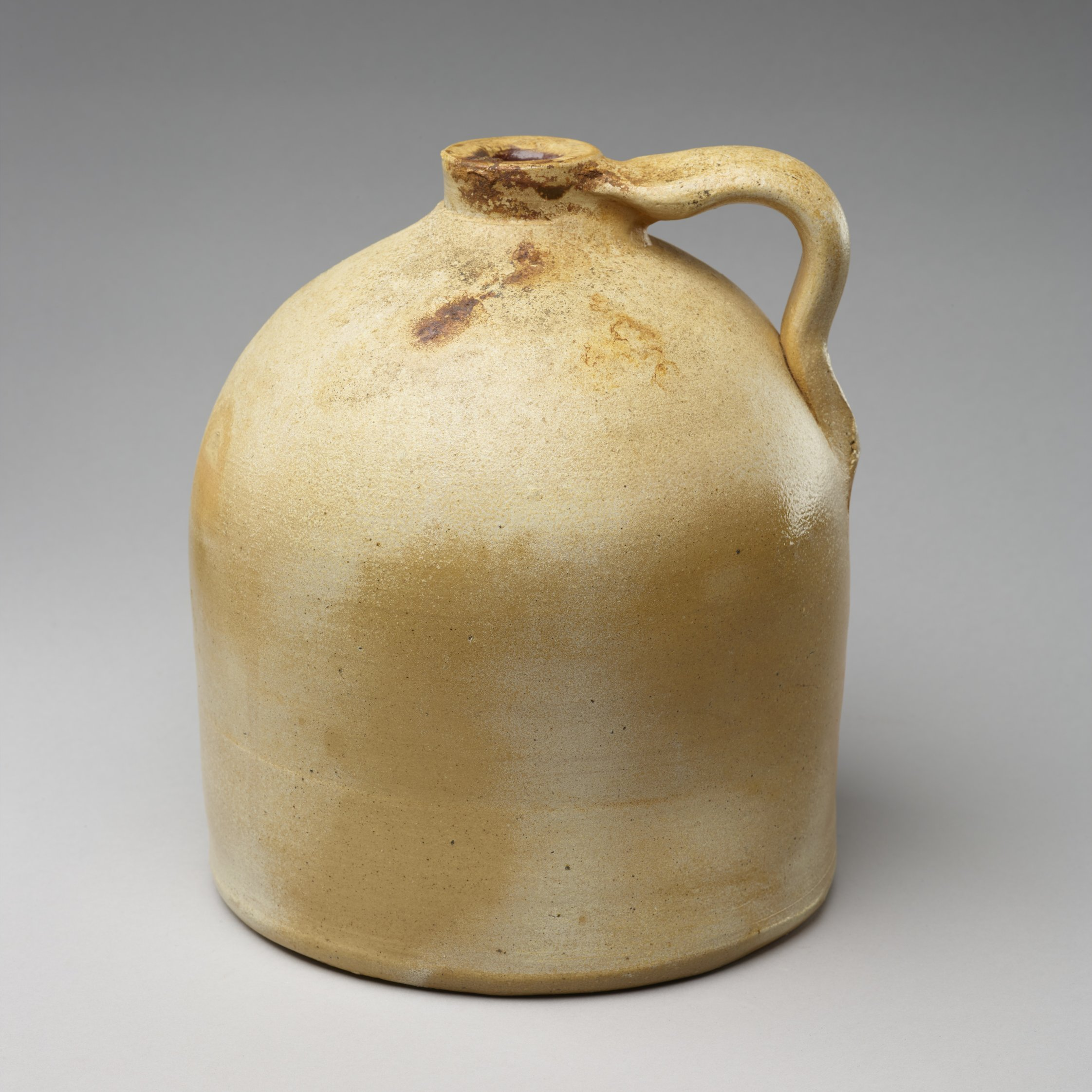 Jug from the Johnson/Palmore Restaurant Site, 14RY382 - 1