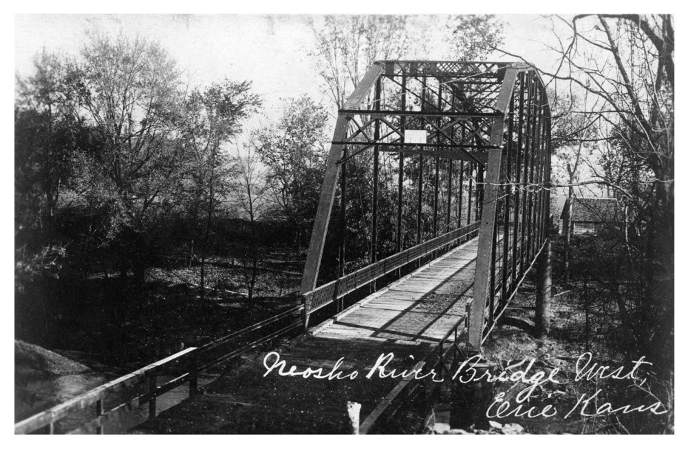 Neosho River bridge