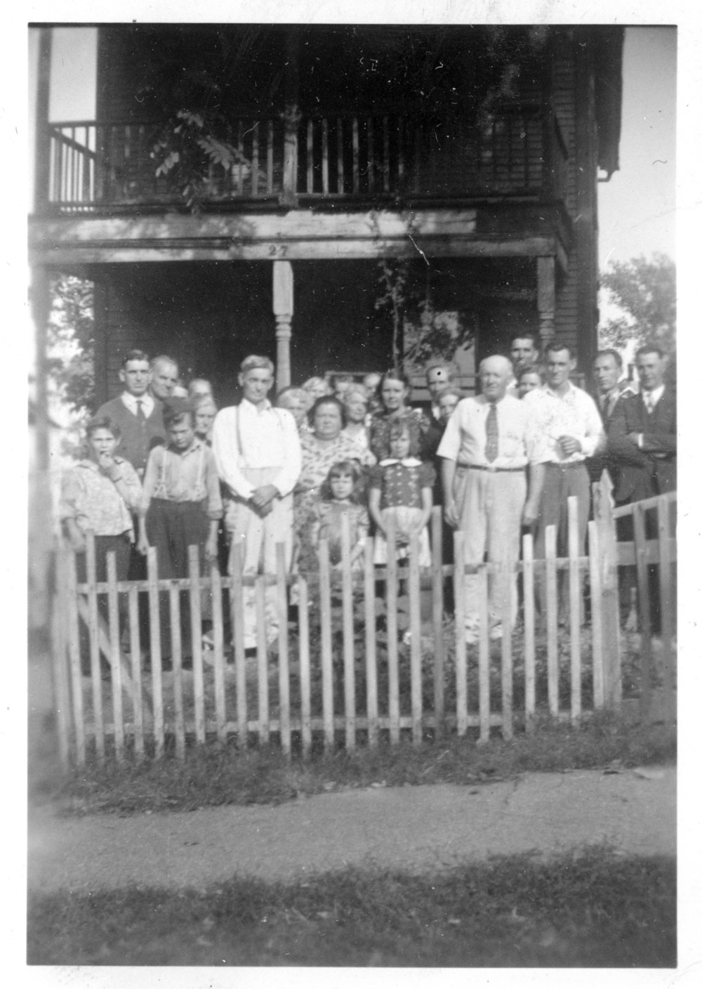 Worker's Alliance Lodge group photographs - 2