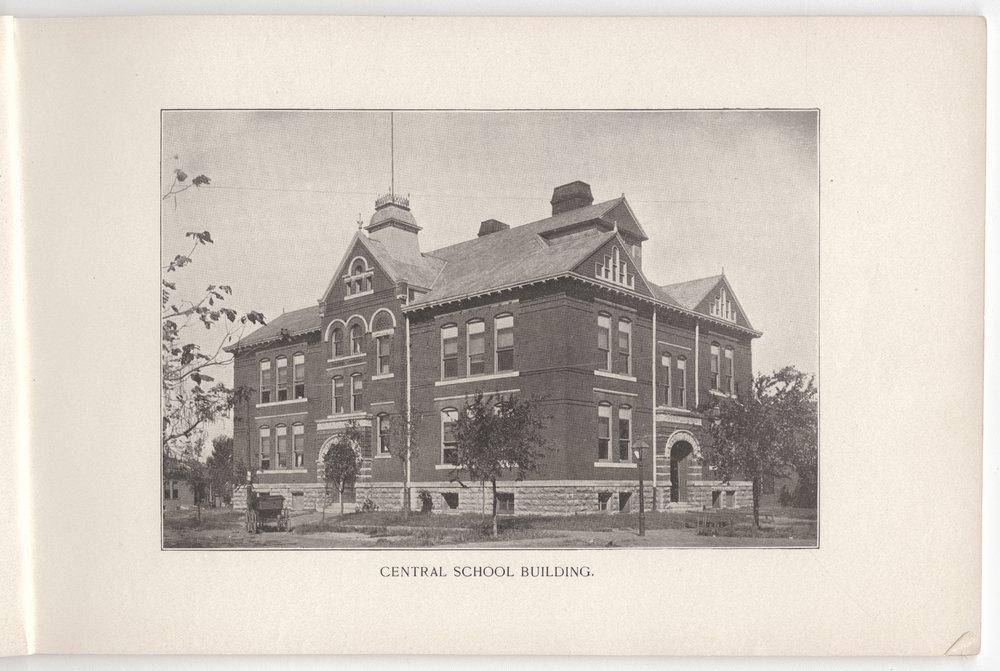 Pittsburg, Kansas, Central School Building