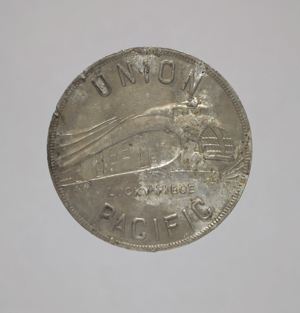 Advertising Token from the Plowboy Site, 14SH372 - 1
