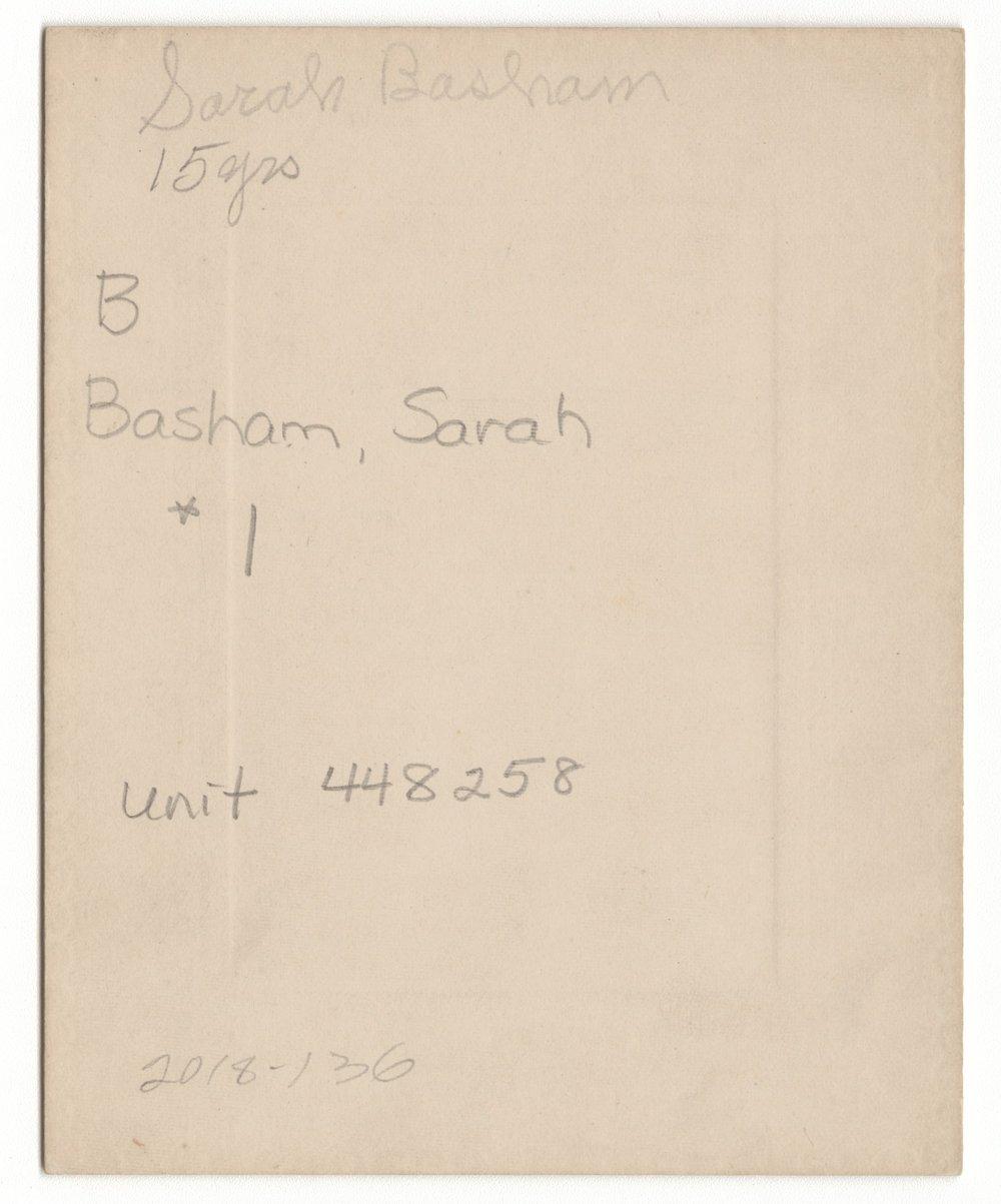 Sarah Basham and Louis Taylor - 2