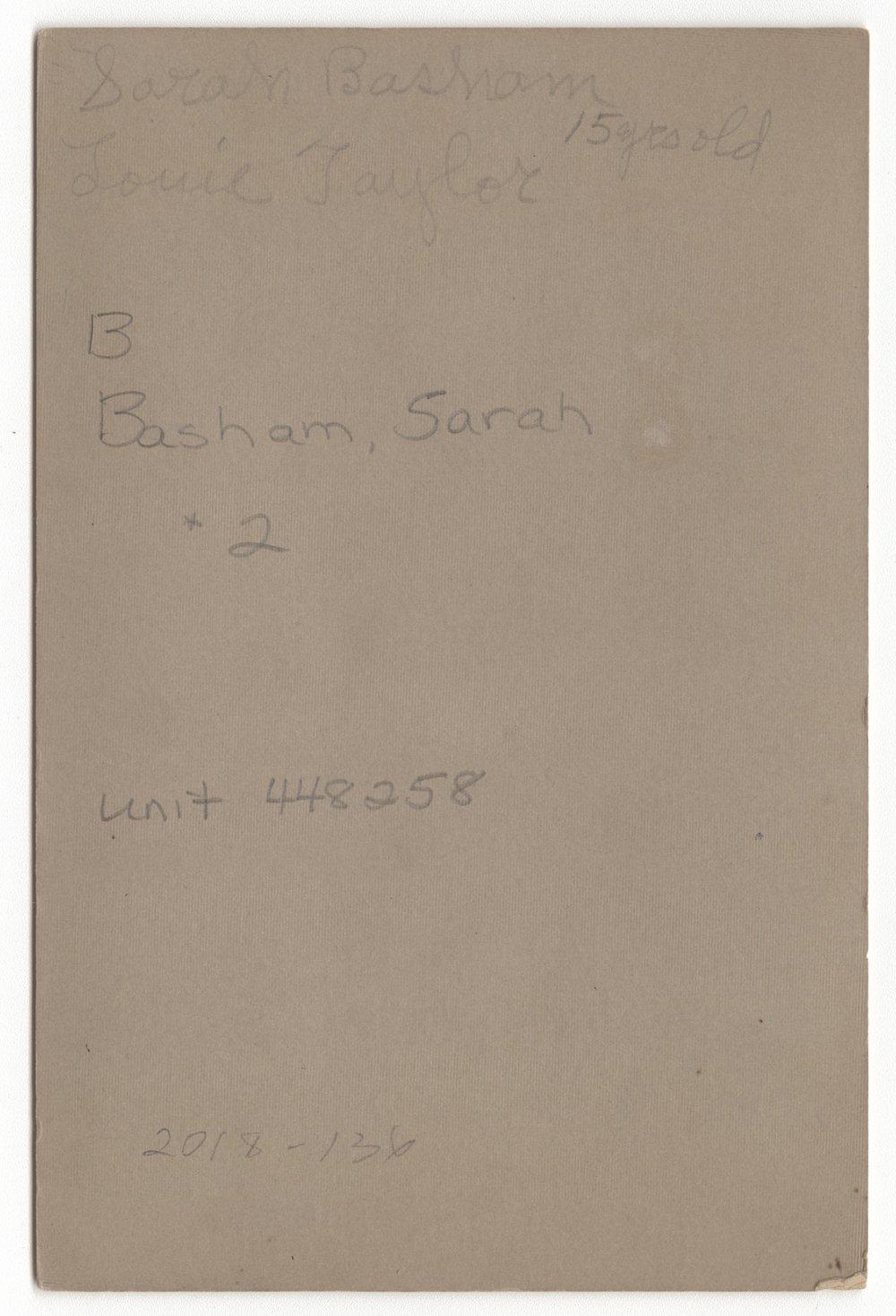 Sarah Basham and Louis Taylor - 4