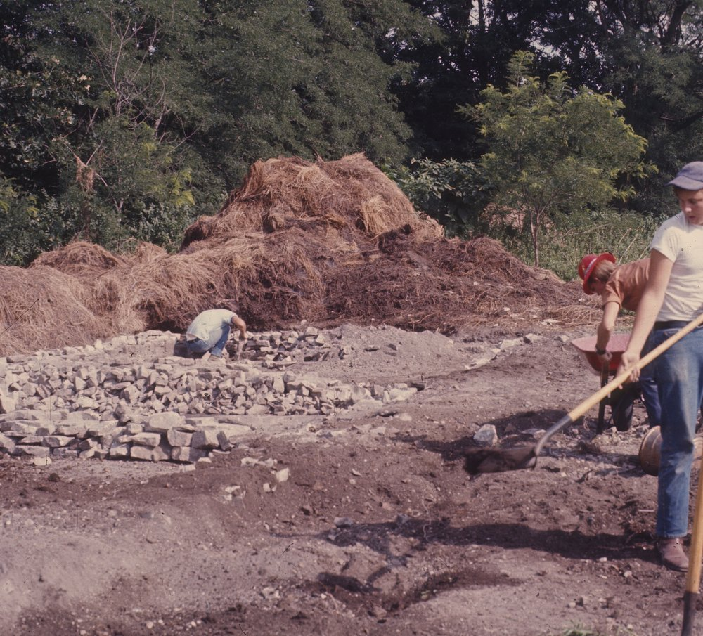 Excavations at the Baker House, 14MO701 - 1