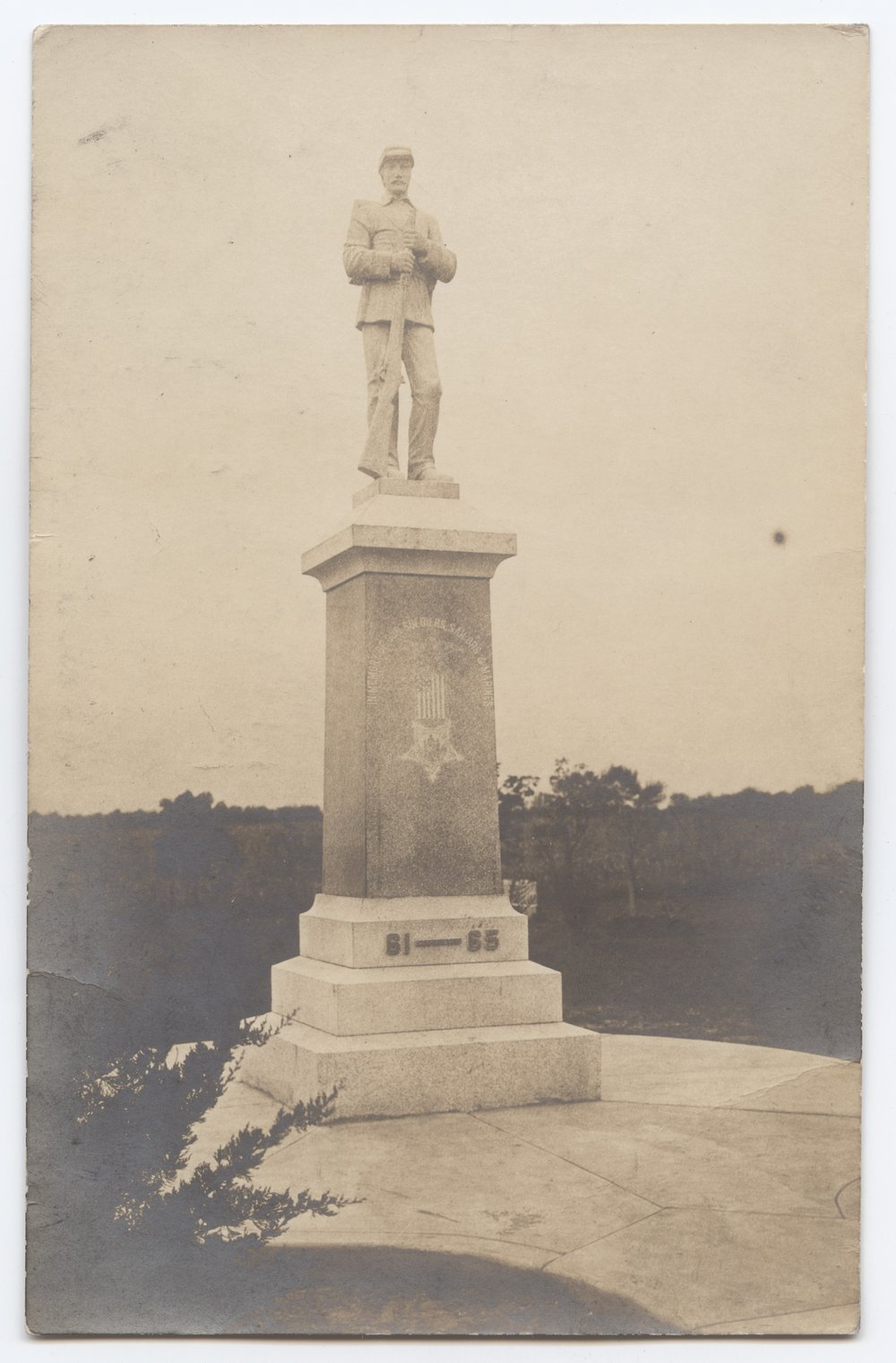 Soldiers Monument, Cowley County, Kansas - 1