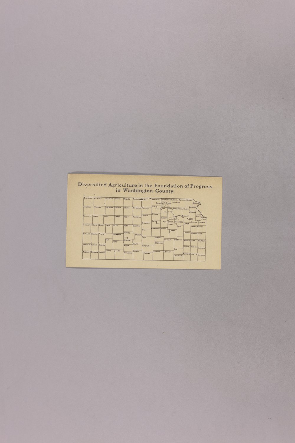 Governor Clyde M. Reed correspondence, insurance - 5