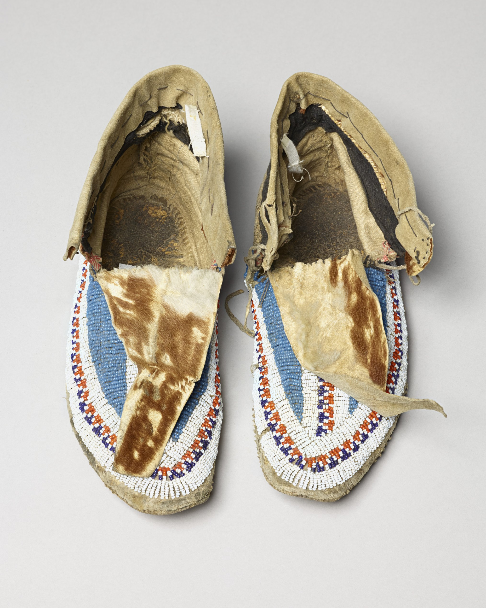 Beaded Moccasins - 2