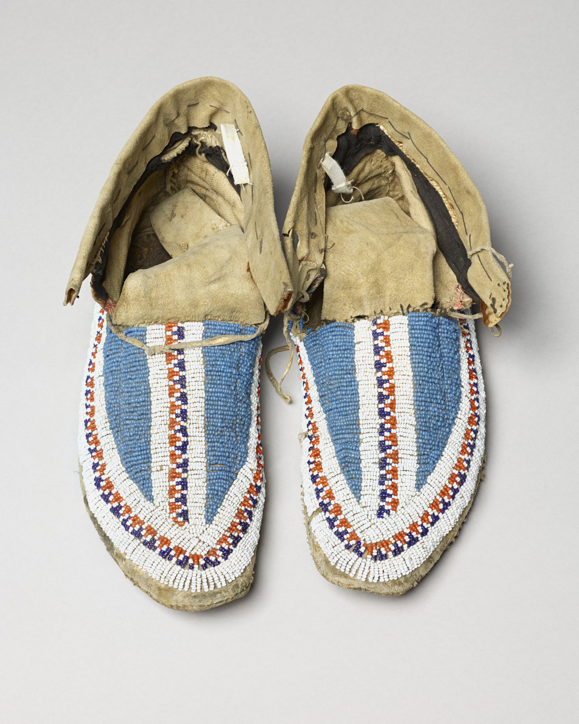Beaded Moccasins - 3