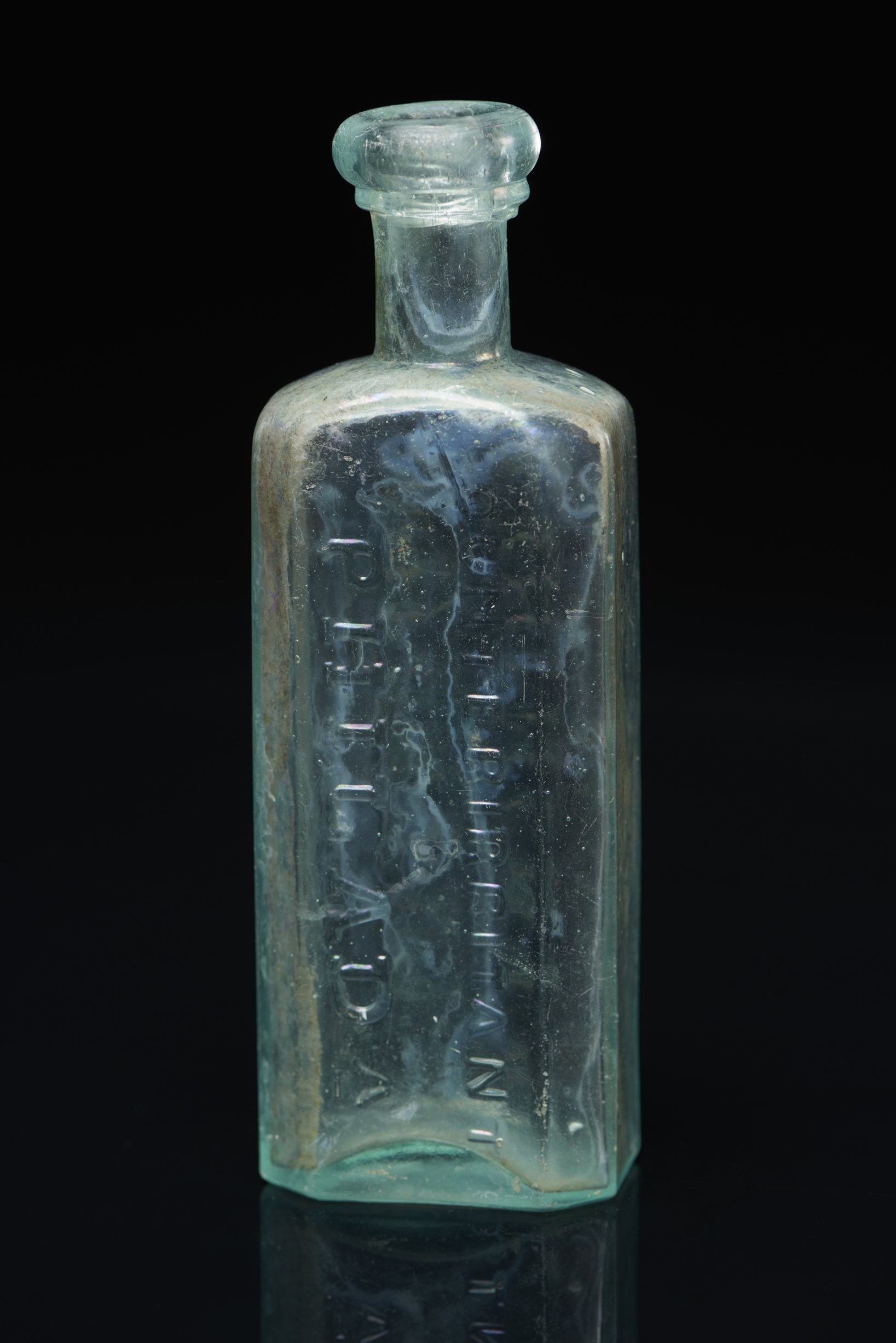 Dr. D. Jayne Liniment or Counterirritant Bottle from the Iowa and Sac and Fox Mission, 14DP384 - 2