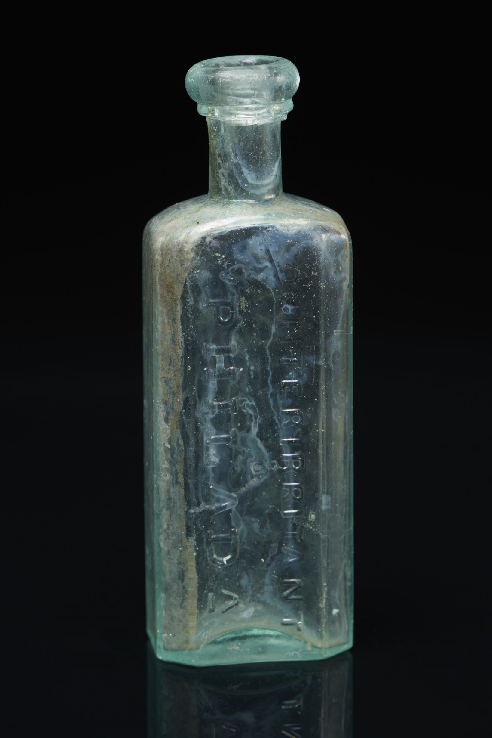 Dr. D. Jayne Liniment or Counterirritant Bottle from the Iowa and Sac and Fox Mission, 14DP384 - 36
