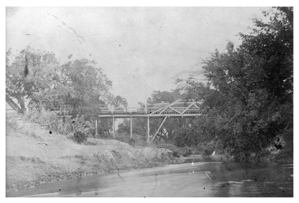 Bridge, Fort Hays, Kansas