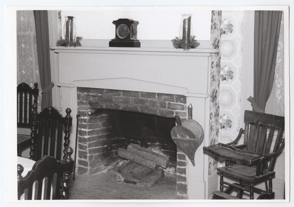Dining Room and Parlor Chapel, Grinter Place, Wyandotte County, Kansas. - 3