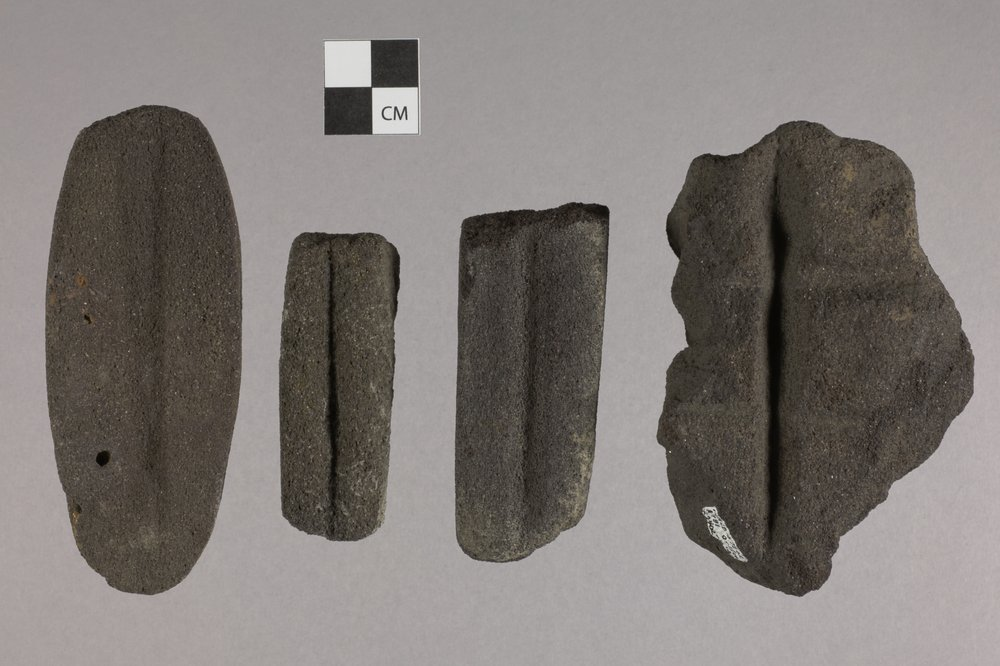 Abraders from the Tobias Site, 14RC8 - 2