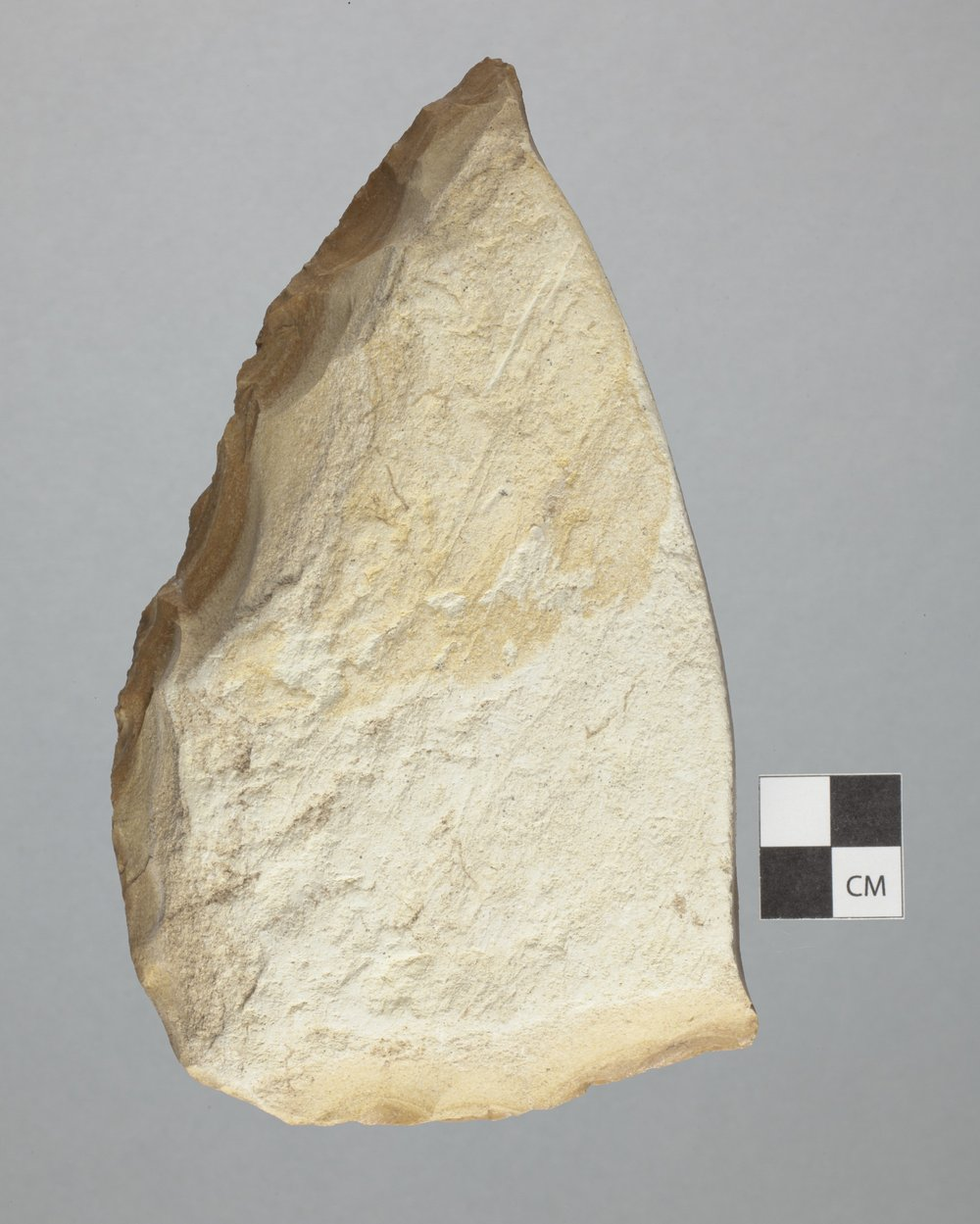 Biface from the Thompson Site, 14RC9 - 2