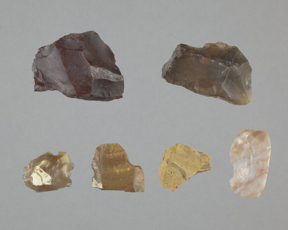 Lithic Collection from 14GL427 - 1